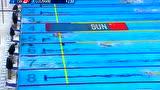视频:男子1500米自由泳决赛 孙杨破纪录夺金