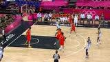 视频:奥运男篮决赛 美国VS西班牙第1节回放