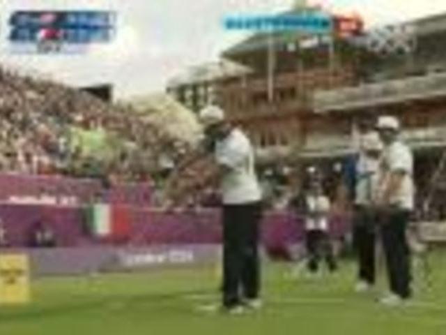 伦敦奥运第7金 射箭男团意大利