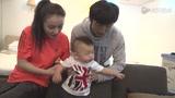 视频:邹市明七年异地恋 拳王妻子面前会撒娇