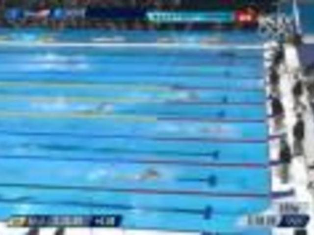 伦敦奥运第8金 男子400米混合泳罗切特