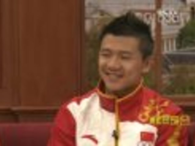 视频:陈一冰称作为体操人没有遗憾 结果完美