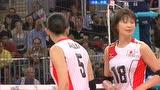 视频:女子排球1/4决赛 中国VS日本第4局回放