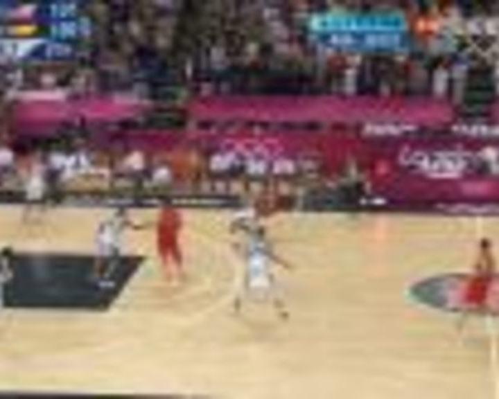 视频:美国107-100西班牙 豪取奥运男篮金牌