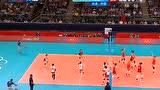 视频集锦:中国女排2-3日本 12年首无缘四强