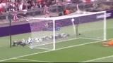视频:奥运男足十佳进球 朴周永耍千里走单骑