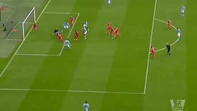进球视频:纳斯里角球制造混乱 哲科扳平比分