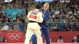 视频:女子柔道63kg级决赛回放 徐丽丽夺银牌