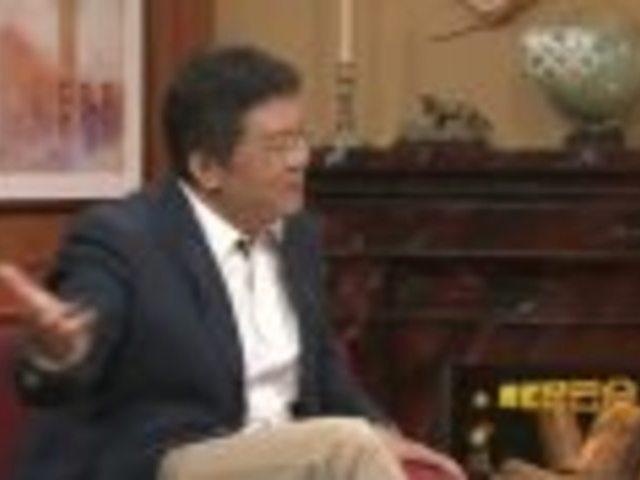 视频:北京奥运行 刘翔菲尔普斯对孙杨影响大