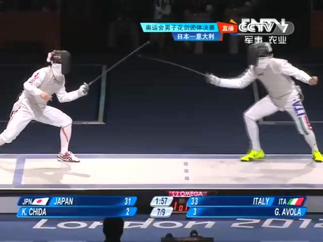 视频:双方静默相对 千田健太发飙阿沃拉中剑