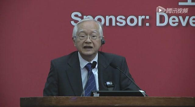 吴敬琏:造城运动攫取土地差价达30万亿截图