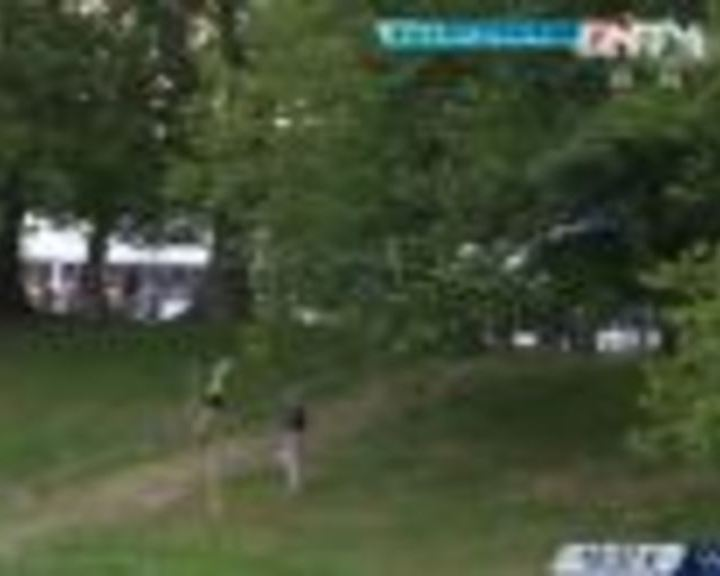 视频:现代五项女子决赛 立陶宛位居领先位置