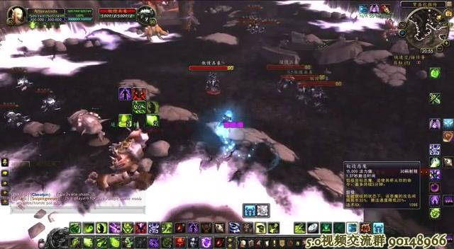 5.4PTR术士逆天bug秒杀暴龙截图