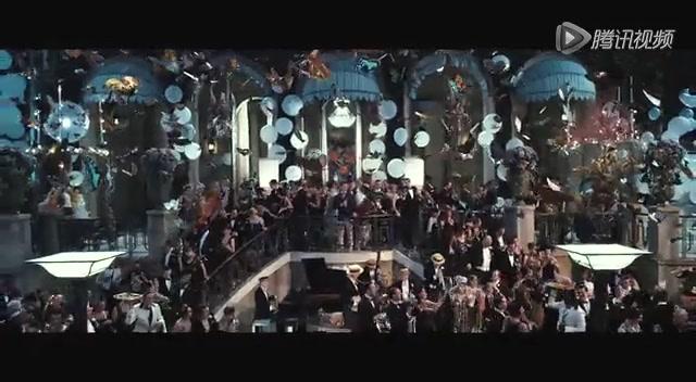 《了不起的盖茨比》中文剧情预告  迪卡普里奥3D新作纸醉金迷截图