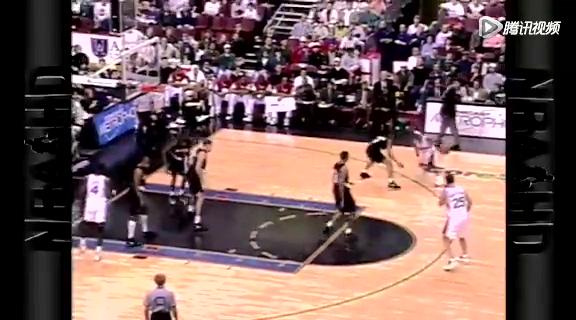 NBA30大绝技变向过人:艾弗森销魂一步成永恒截图