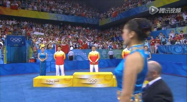 回顾08奥运中国第49金 马琳金牌中国包揽奖牌截图