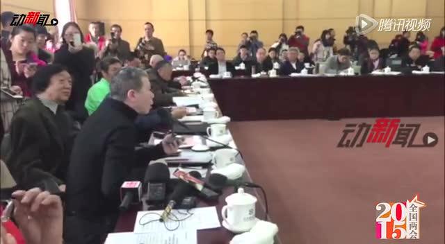 冯小刚建议少量繁体字重回课本 担心失传截图