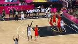 视频:奥运男篮决赛 美国VS西班牙第3节回放