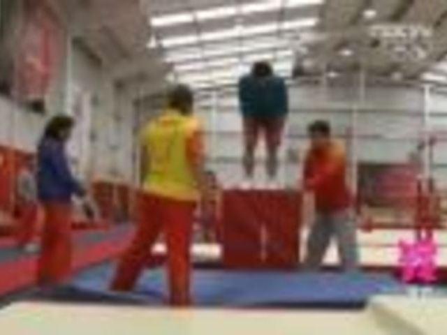 视频:陈一冰带着不舍离开 奥运是遗憾的完美