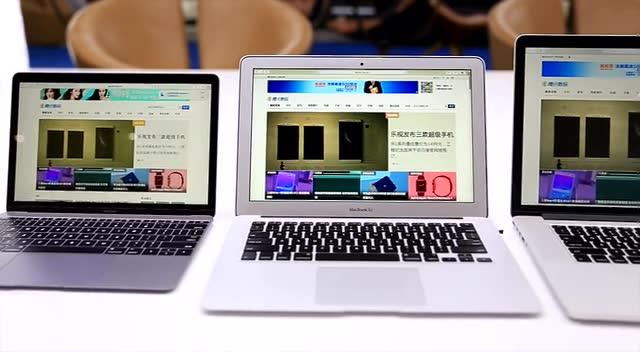 苹果新MacBook上手体验截图