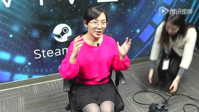搞机番外篇:htc vive体验 这才是VR!截图