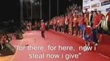 视频:西班牙庆典基情四射 雷纳拉莫斯互表白