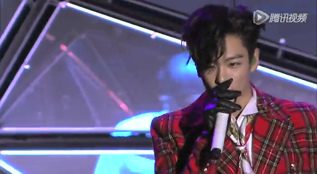BIGBANG开唱万人狂欢