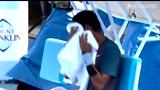 视频:沃达斯科VS张择第四盘 张择负止步首轮