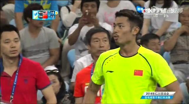 【集锦】林丹2-1李宗伟 林丹稳定发挥晋级决赛截图