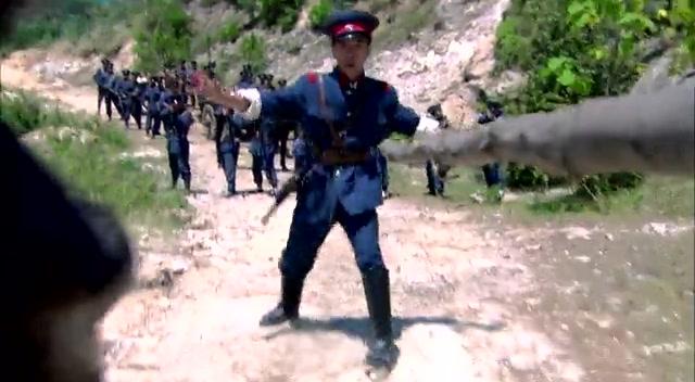 红色剧集再现列宁号:红军绑飞机上投手榴弹