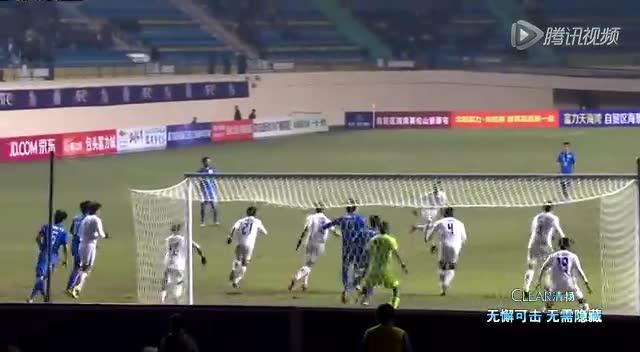 【集锦】亚冠资格赛富力3-0擒勇士 姜至鹏轰世界波截图
