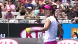 视频:李娜澳网冠军之路 惊魂逆转捧杯落泪