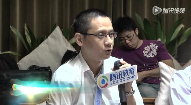 励步国际儿童教育教育总经理:曹伟截图