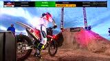 视频:摩托车极限赛比安孔奇尼10米未果得第三