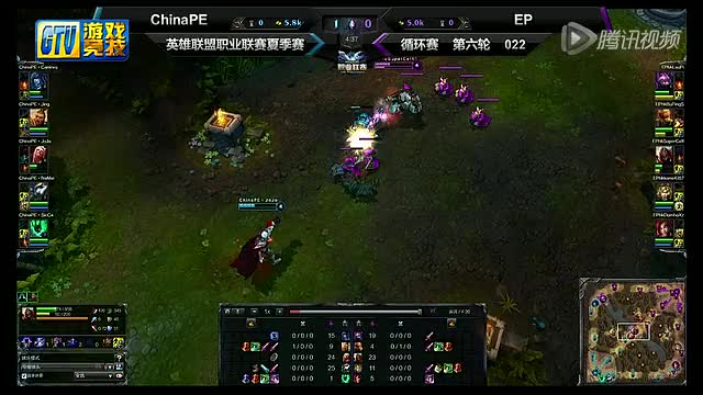 【LPL夏季赛】循环赛022:ChinaPE - EP.HK