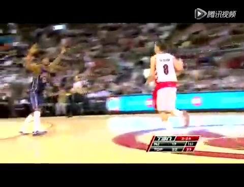 NBA巅峰战之猛龙 命运轮回卡特灌篮绝杀东家截图