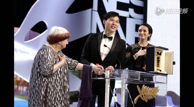 《天注定》戛纳获最佳剧本 章子怡颁发一种关注奖截图