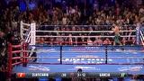 视频:不败拳王再续传奇 对手被KO险跌出拳台