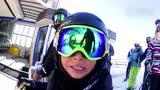 视频:这技术可参加冬奥会!正太滑雪场秀技巧