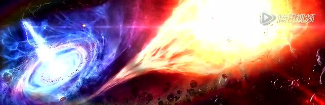 《三体》概念预告片截图