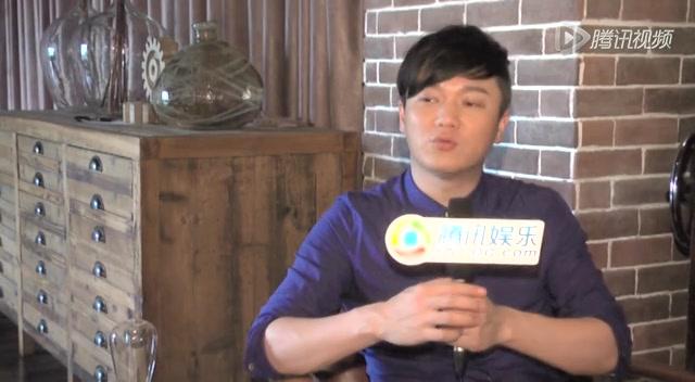 """专访""""筷子兄弟""""肖央:节操放在鞋垫底下截图"""