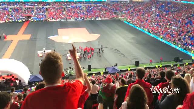 此冰岛非彼冰岛!重温2016欧洲杯震撼战吼