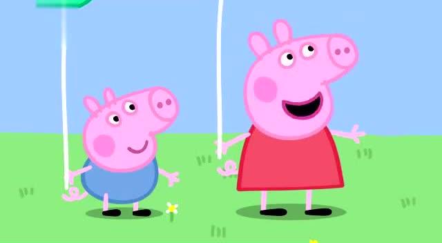 小猪佩奇之乔治第一天上幼儿园