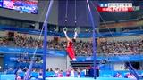 视频:体操男子吊环 中国选手马跃收获一银