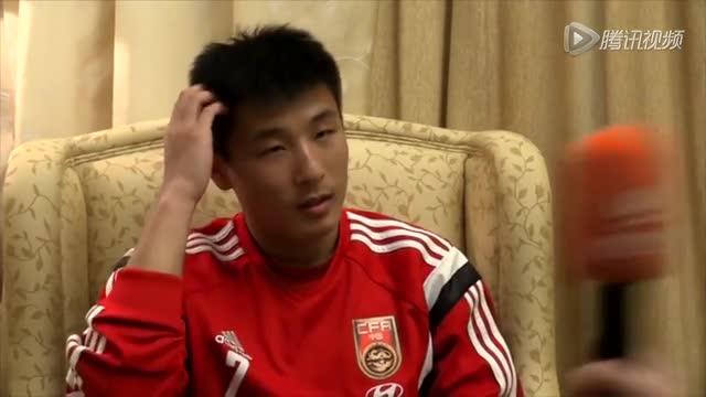 专访武磊:最低目标小组出线 多进球获胜最重要截图