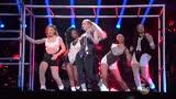 Iggy Azalea - Fancy-Beg for It (2014年全美音乐奖现场)