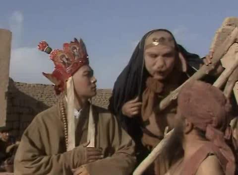 当年拍《西游记》芭蕉扇这集,唐僧师徒真的去了火焰山