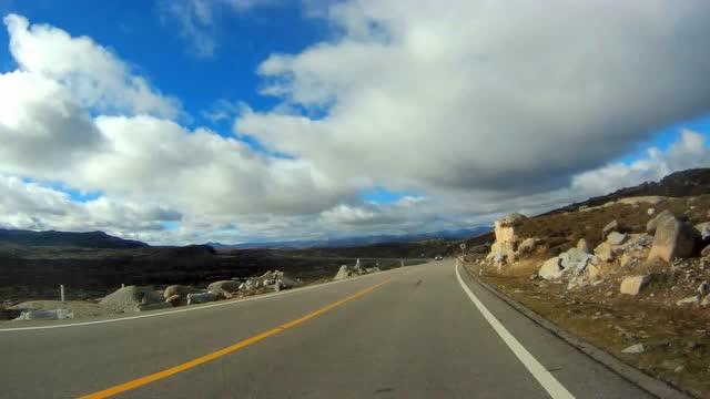 s217理亚公路风景
