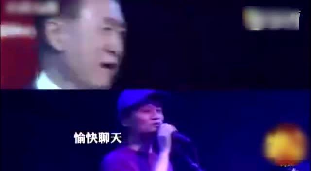 马云王健林合唱《演员》