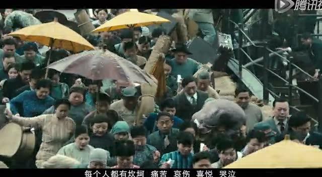 《黄金时代》微电影之冯绍峰篇截图
